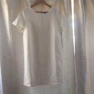 NWT Lulu's ivory shift dress size XL
